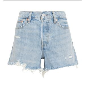 Levi's wedgie shorts from intermix this season
